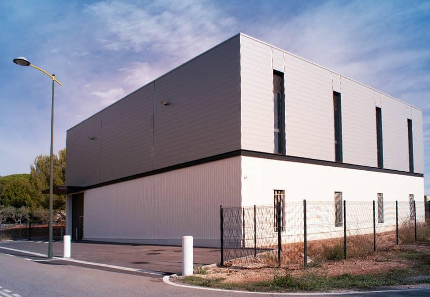 Macap se dote d\'un nouveau bâtiment de stockage