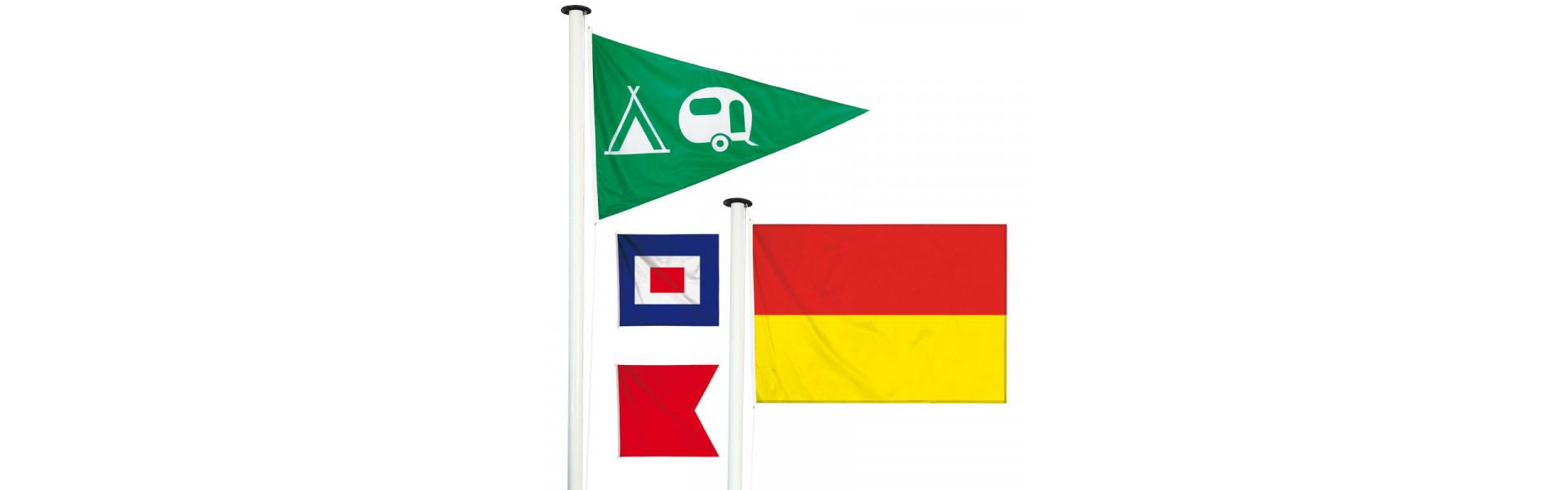 Drapeau maritime - drapeau plage