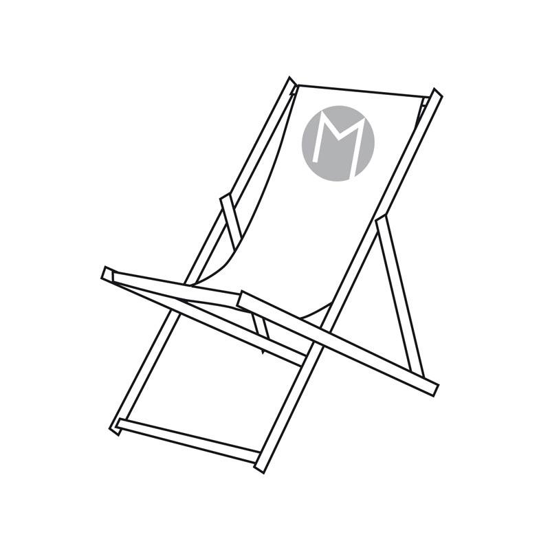 Chaise - Cube - MACAP