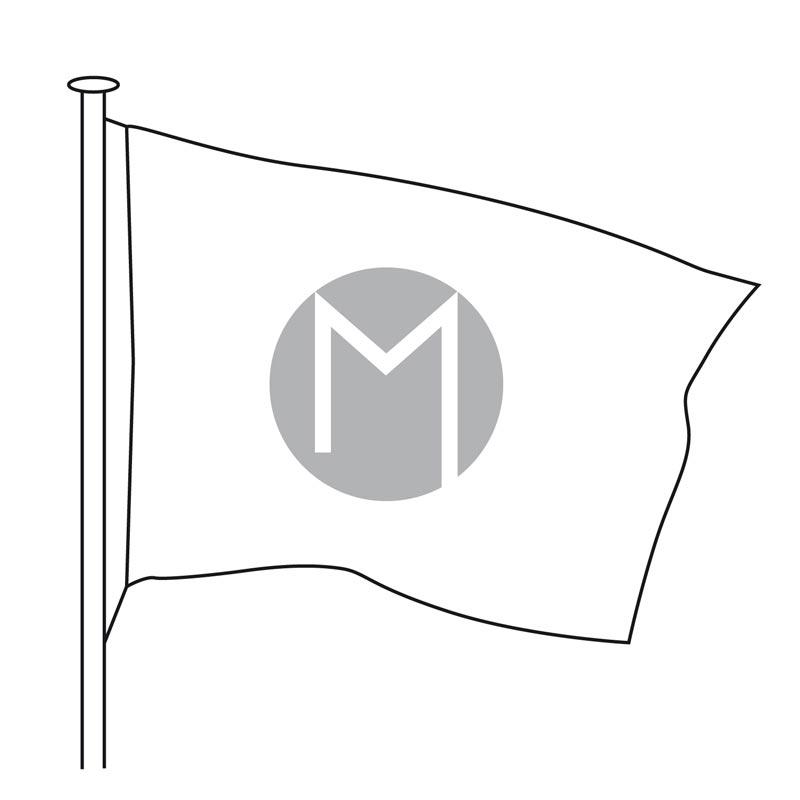 Pavillon - Drapeau Personnalisé pour mât - MACAP