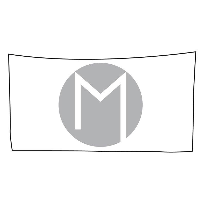Drapeau Personnalisé XXL - MACAP