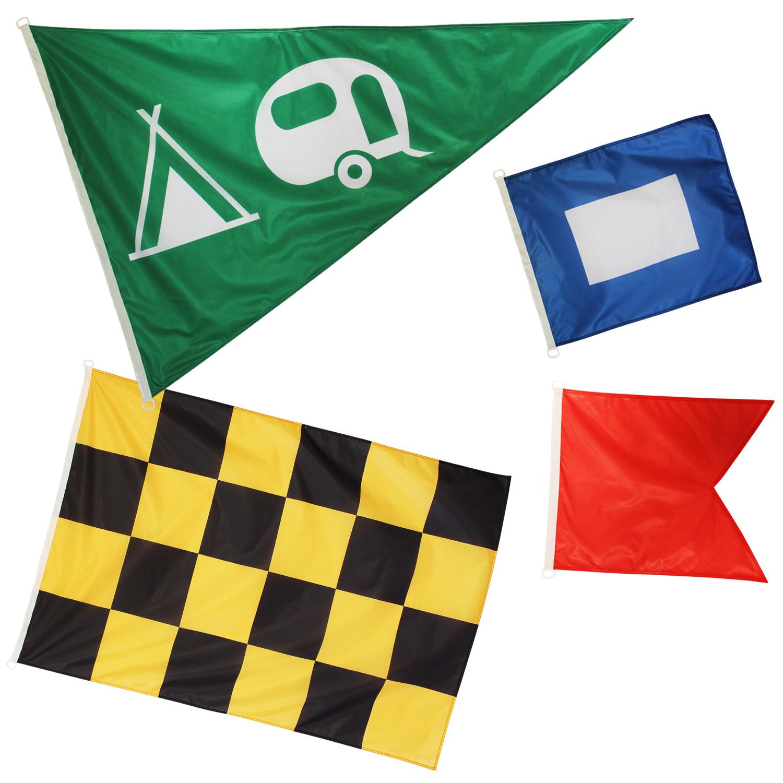 Drapeau maritime - drapeau plage - MACAP
