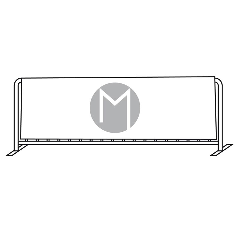 Habillage de barrière portique - MACAP