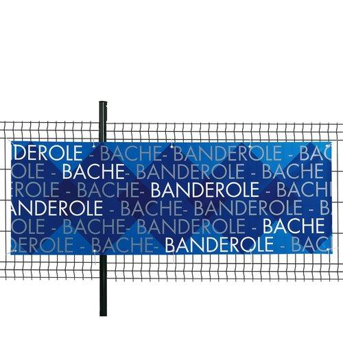 Banderole - Bâche publicitaire - MACAP