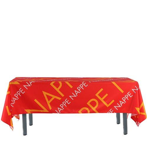 Nappe personnalisée - MACAP