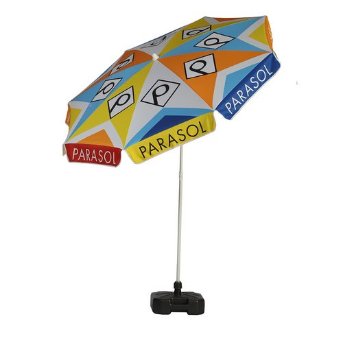 Parasol publicitaire - MACAP
