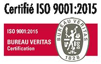 certifié iso 9001:2015
